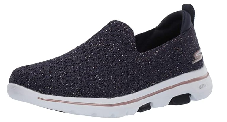 Skechers Women's Go Walk 5-Brave Sneaker $25.46 (Select Colors/Sizes)