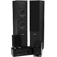 Fluance.com Deal: Fluance SXHTB High Definition 5.1 Surround Sound Home Theater Speaker System $299.95 free shipping