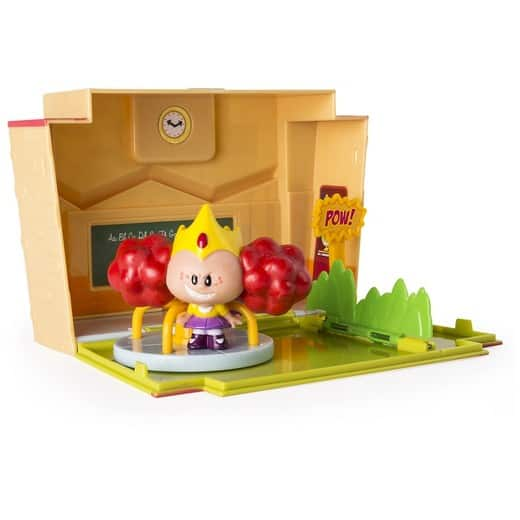 The Powerpuff Girls Princess Morbucks Schoolyard Scramble Playset $2.78