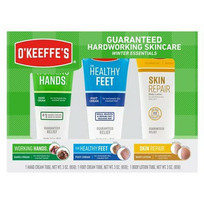 O'Keeffe's Winter Essential Gift Pack - 3pk/9oz : Target $8.50