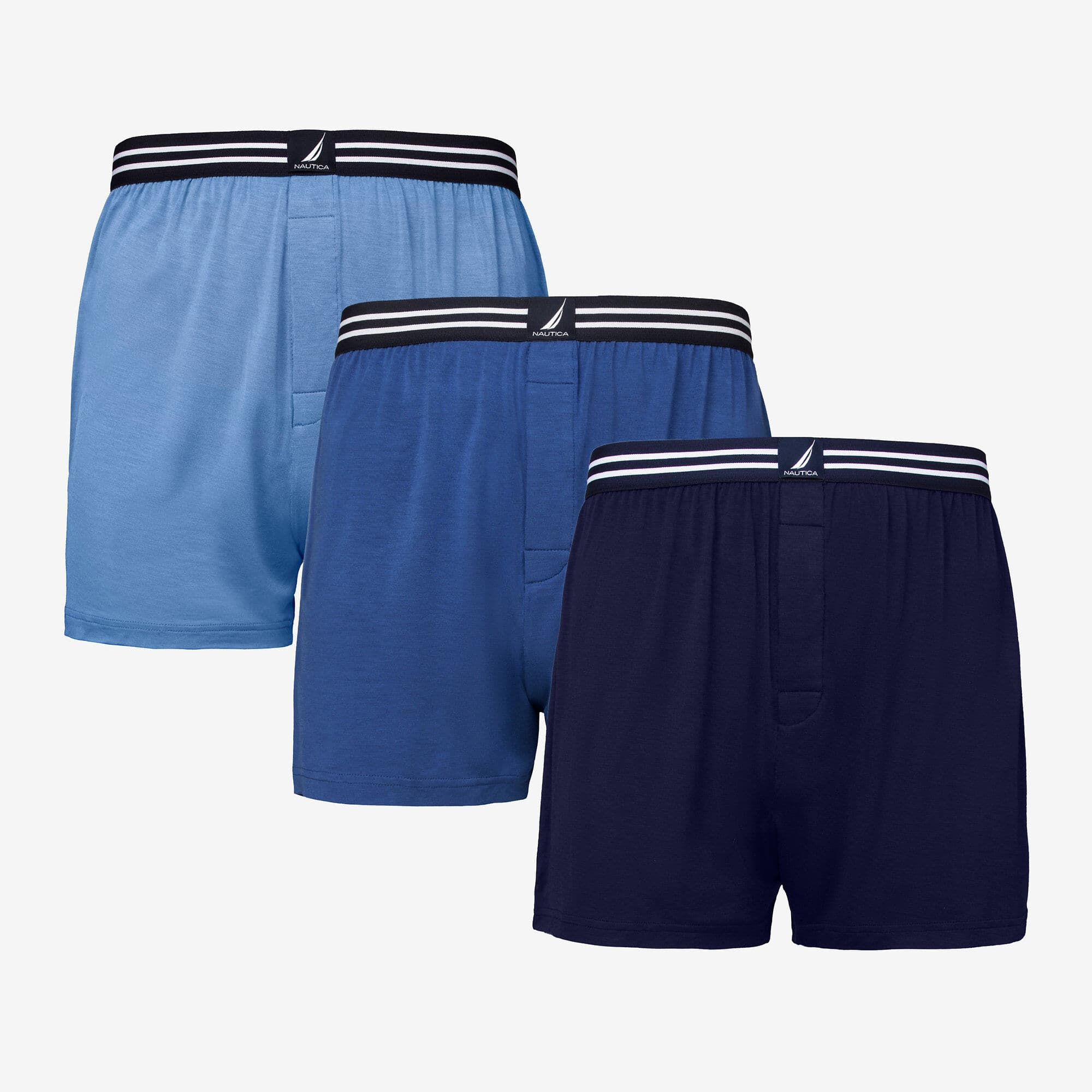 Nautica Modal Knit Boxers, 3-pack, $10.00 @ Costco - in-store. YMMV