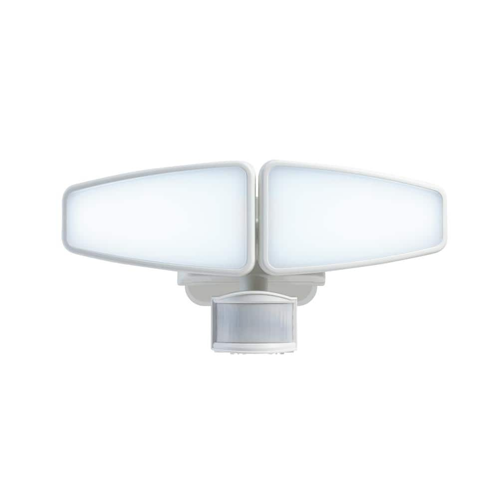 Sunforce motion activated security light Led @ sams $9.61 B&M YMMV