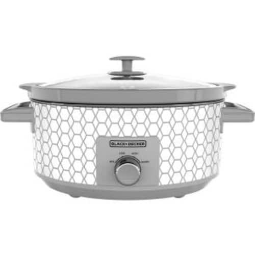 Amazon: Black+Decker 7-Quart Slow Cooker ONLY $22.71 + FS