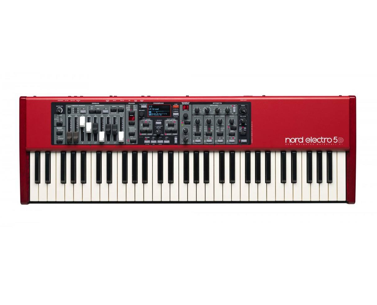 $600 Off Nord Electro 61 5d $1599