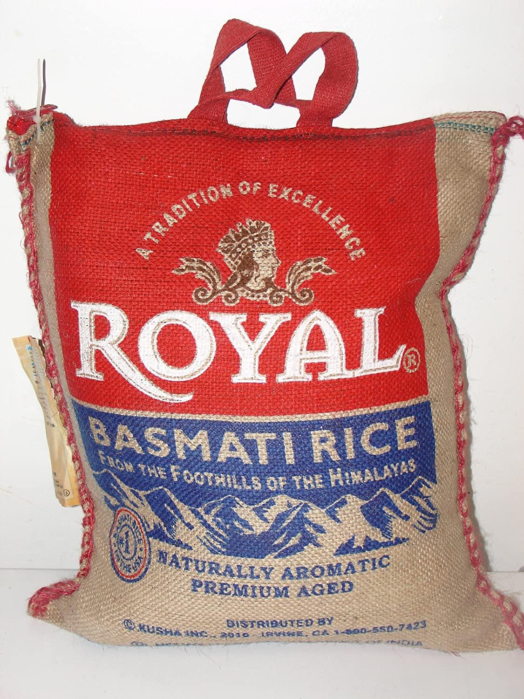 Royal Basmati Rice, 15 lb Bag, $15.27