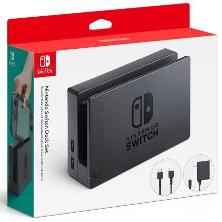 Nintendo Switch Dock - $55.20 & FS through Google Express / Walmart