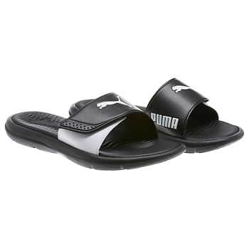 Puma men's & ladies' slide sandals for $12.99 at Costco.com & in stores