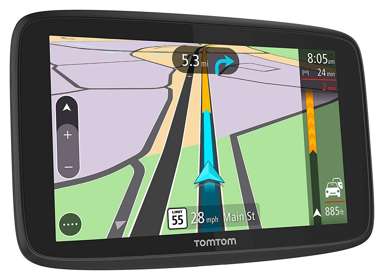TomTom Go 52 Car GPS Wi-Fi Amazon $99.13