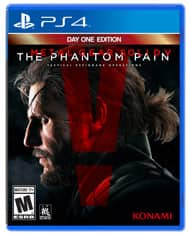 MGS Metal Gear Solid V: The Phantom Pain (PS4 or Xbox One) $30 Free In-Store Pickup - Gamestop/Amazon