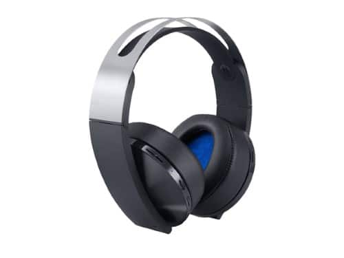 Sony Playstation Platinum Wireless Headset - new Jet customers only $111.78