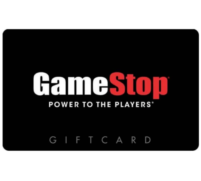 $100 GameStop e-gift card for $90 ebay