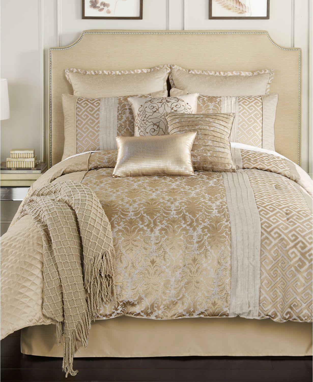 Hallmart Collectibles Alanis 10-Pc. Full Comforter Set $88.99 + ship