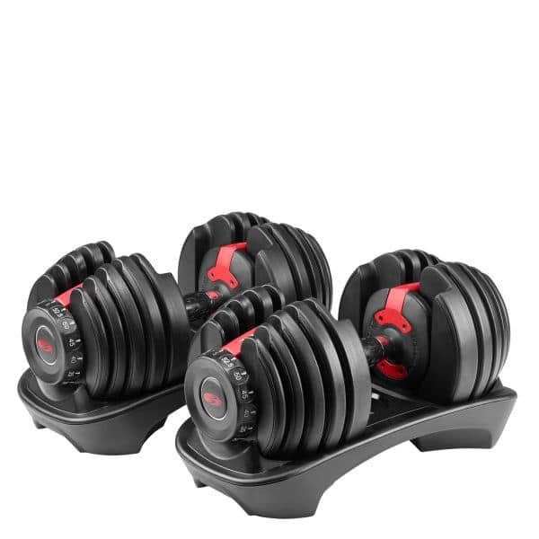 Bowflex SelectTech 552 Dumbbells (Pair) - $349 + tax +  Free Shipping