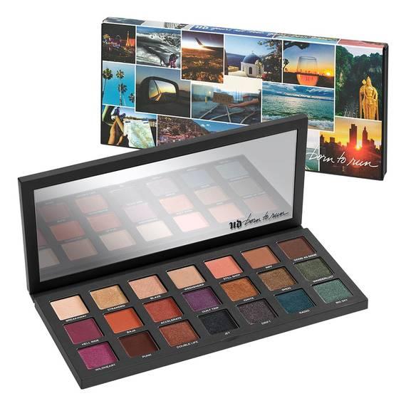Sale: Urban Decay Born To Run Eyeshadow Palette $29 (Regular $49) - multiple retailers!