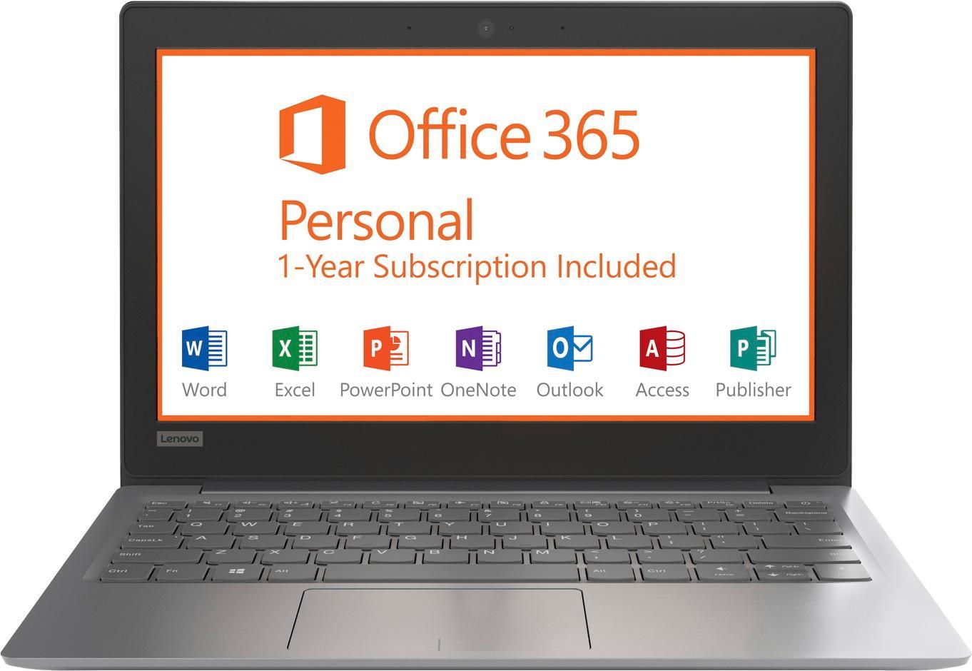 Lenovo ideapad 11.6 laptop @ Best Buy $99