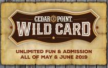 Cedar Point Amusement Park - 2 Months Unlimited Admission $59.99* Sandusky, OH