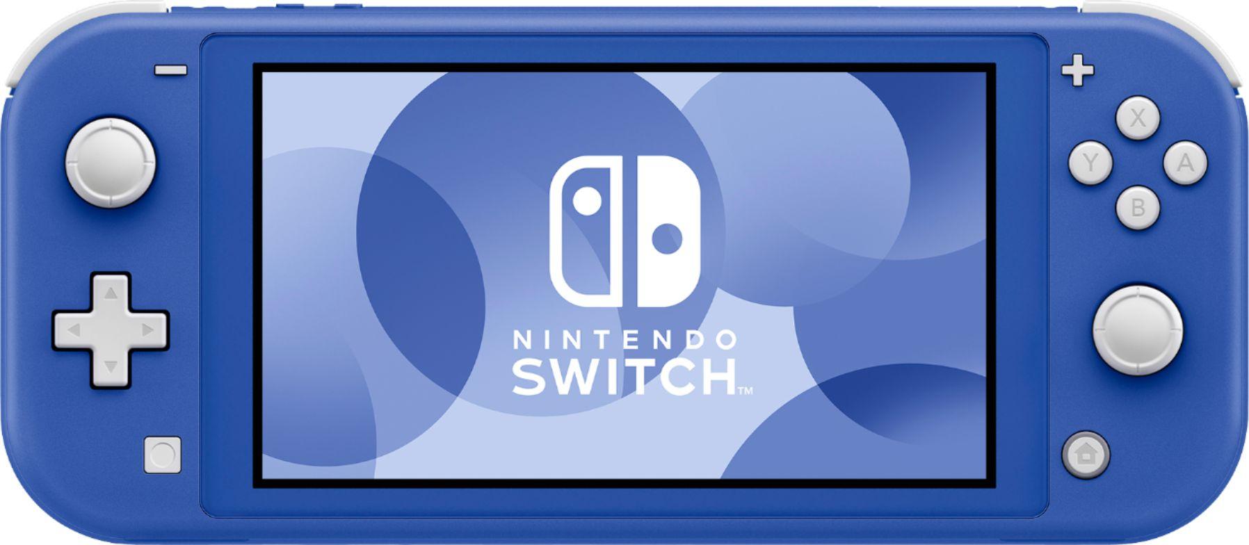 32GB Switch Lite + 128GB Micro SD Card - $200 (Best Buy)