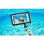 Waloo Universal Smartphone Water Proof Selfie Stick with Detachable Bluetooth Remote Shutter - Pre-Order $24.99