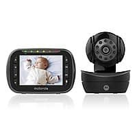 Groupon Deal: Motorola MBP43 Remote Wireless Video 3.5  inch  screen
