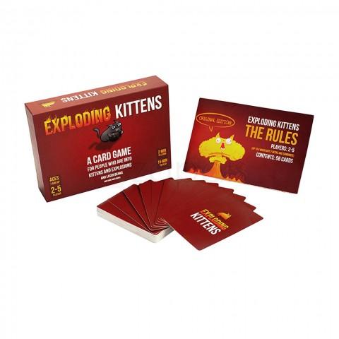 Exploding Kittens card game $6.99 FS
