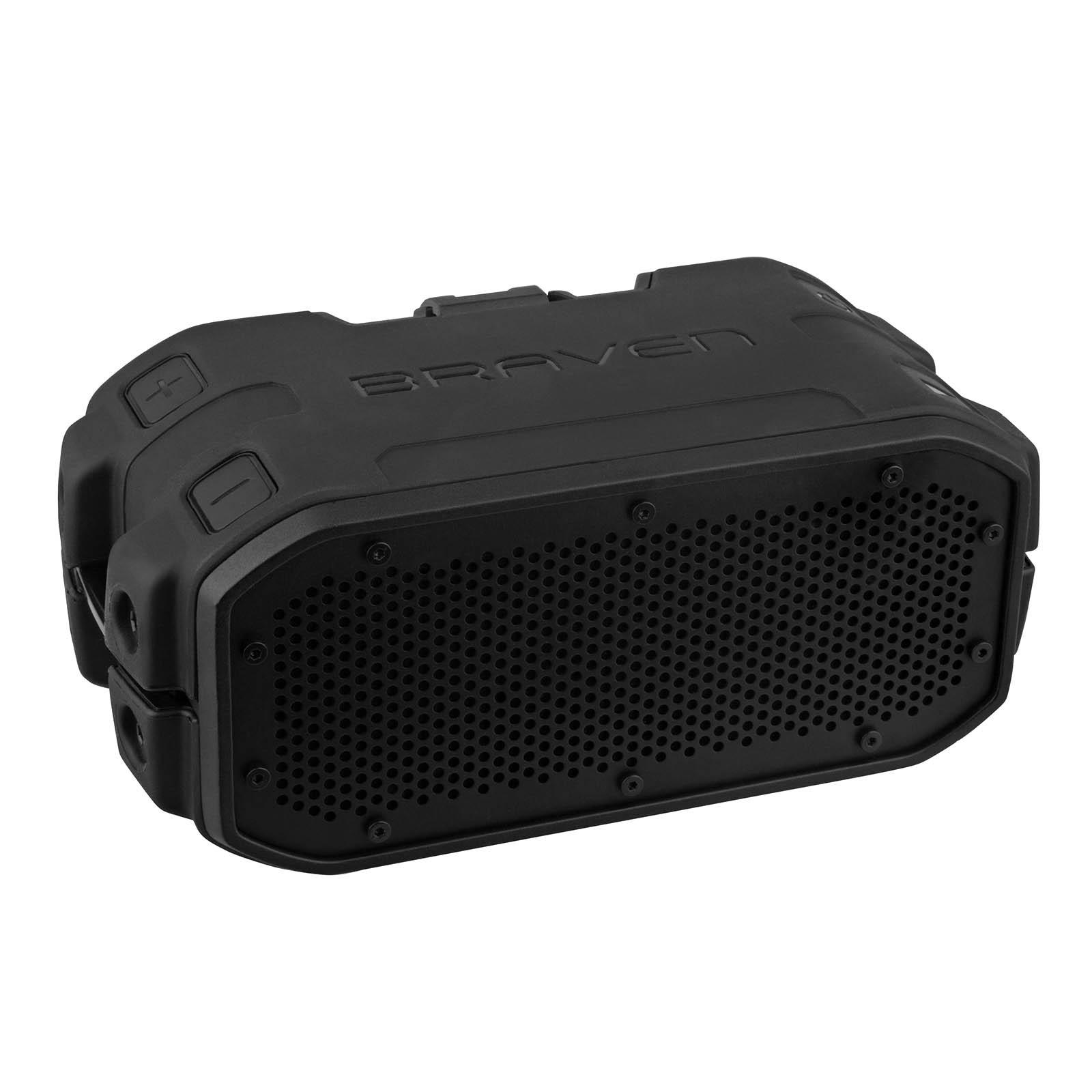 Braven BRV-1M  Bluetooth speakers refurbished $19.95 for two (must buy 2) Techrabbit FS