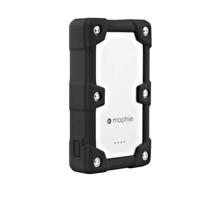 Mophie Juice Pack Powerstation PRO Device Charger (Black/Silver) Refurbished $4.99