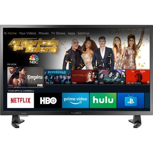 "Insignia™ - 32"" Class – LED - 720p – Smart - HDTV – Fire TV Edition $109.99"