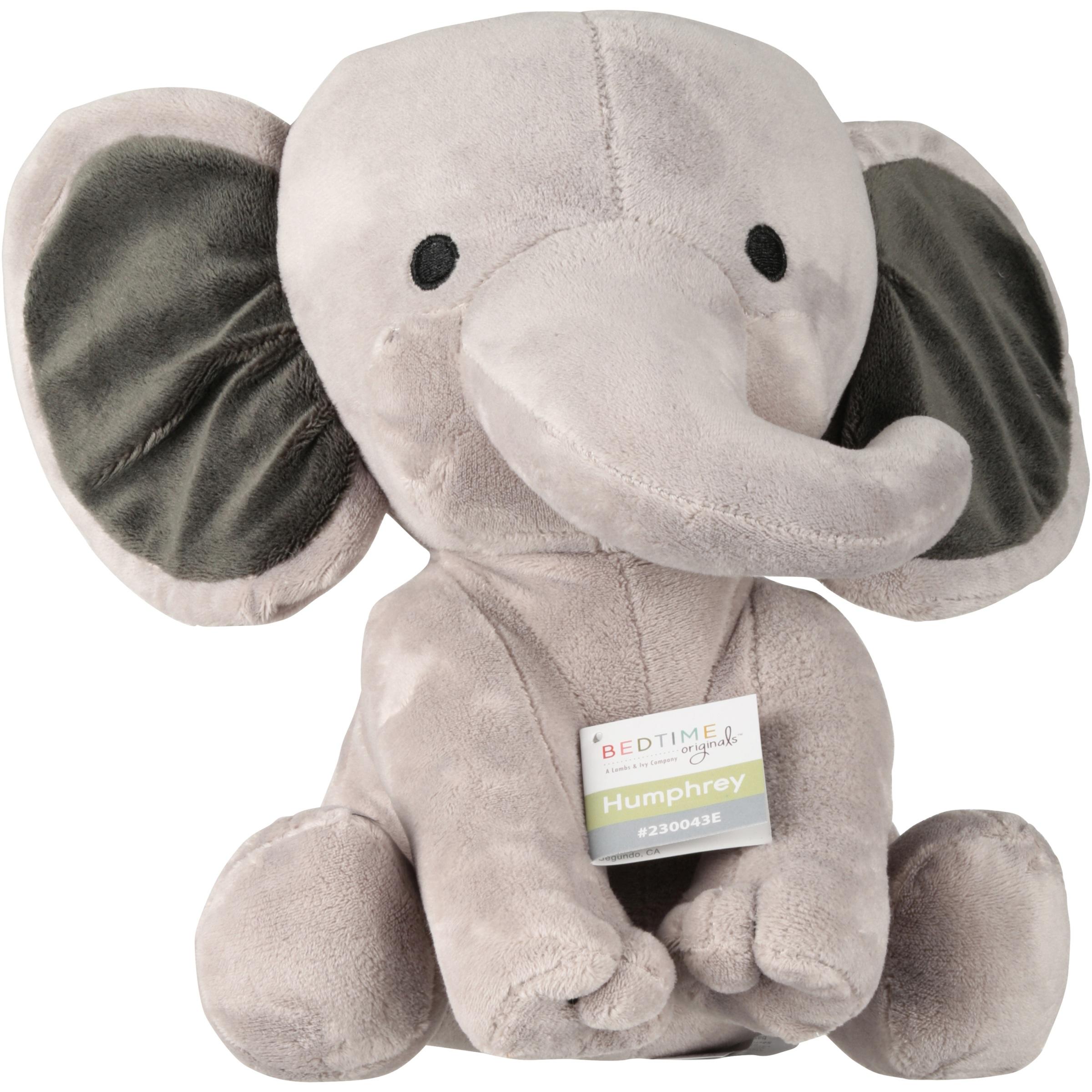 Lambs & Ivy Animal Choo Choo Express Plush Elephant-Humphrey $5