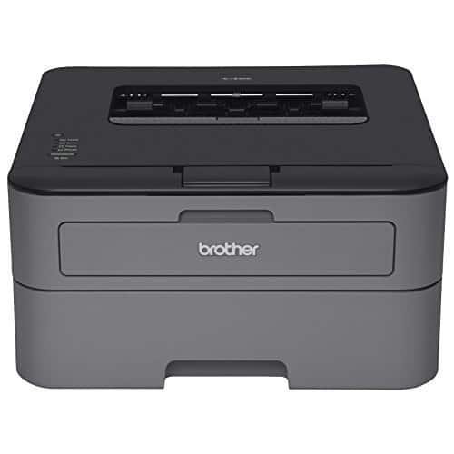Brother HL-L2300D Monochrome Laser Printer with Duplex Printing $74.99 & Free Shipping.