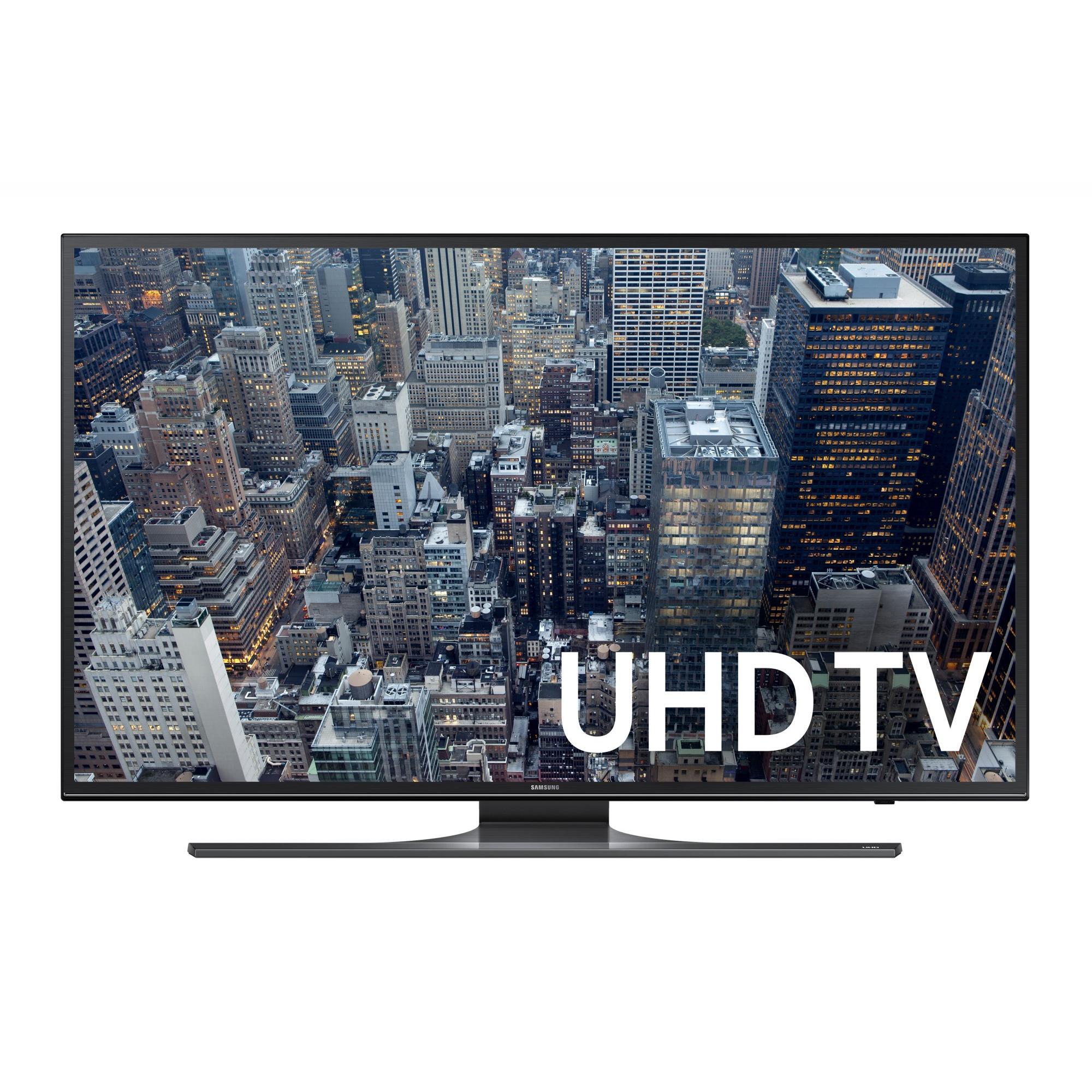 Samsung UN50JU6401 4K Ultra HD $399 @Walmart YMMV
