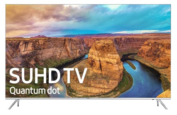 Live again! Samsung UN65KS8000 65-Inch 4K Ultra HD Smart LED TV (2016 Model) - Samsung EPP - $1,379.99 + Tax