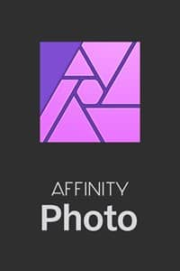 Affinity Photo (PC or Mac Digital Download) 50% off $24.99