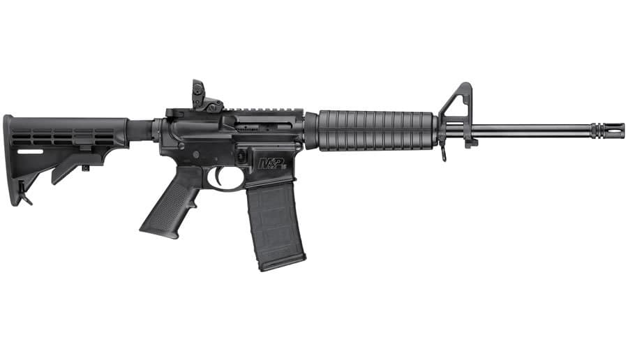 Gun & Ammo SMITH AND WESSON M&P-15 SPORT 5.56 RIFLE 578.99 shipped