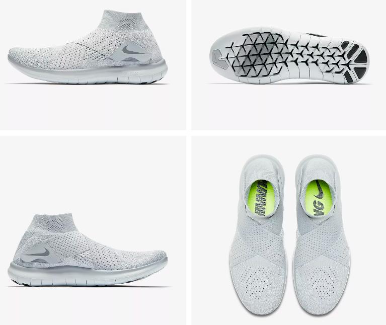 Nike free rn motion flyknit 2017 $104.97