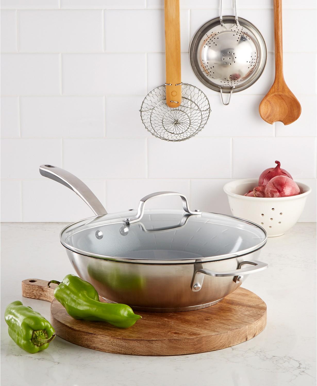 4-Qt. Chef's Pan, $19.93 (Reg. $69.99) $20
