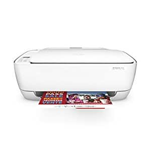 HP DeskJet 3634 Compact All-in-One Photo Printer with Wireless & Mobile Printing, Instant Ink ready (K4T93A) $16.99
