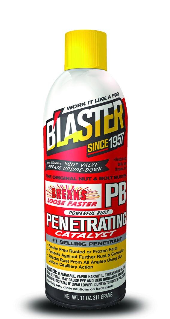Blaster PB Penetrating Catalyst - 11-Ounces - YMMV @ Meijer $2.65 + 10% off= $2.24