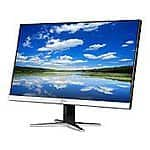 Acer G257HU smidpx 25-Inch WQHD (2560 x 1440) Widescreen Monitor - $242.58 Or Less @ NewEgg