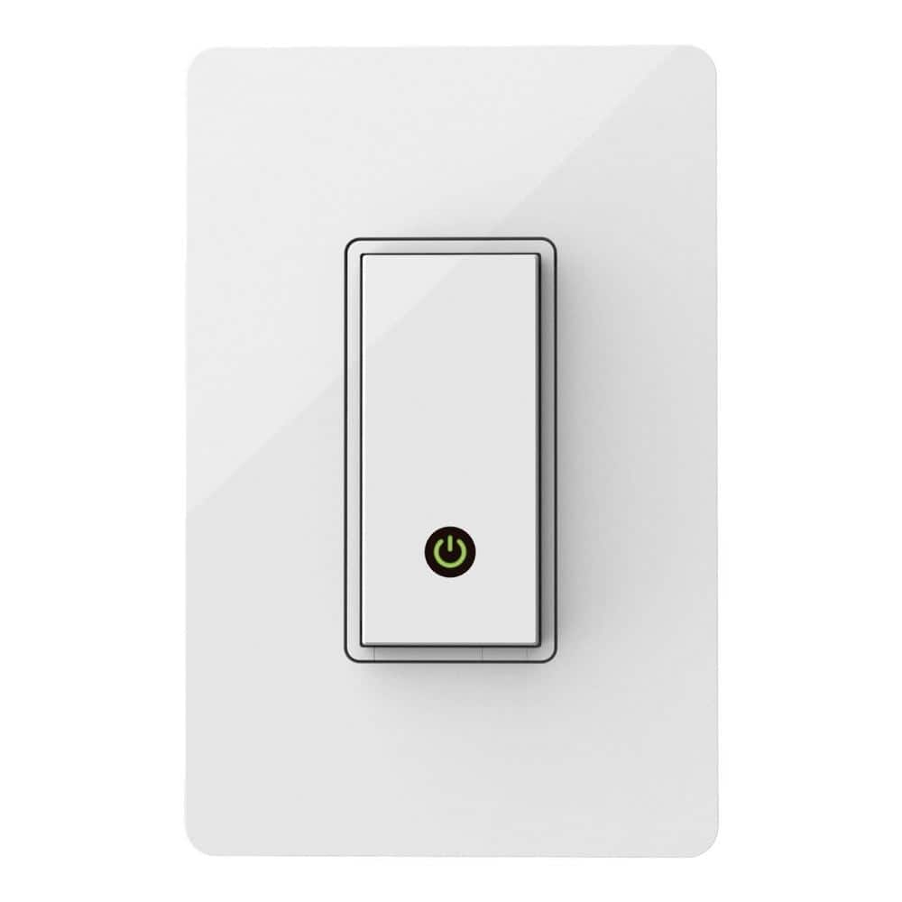 Belkin WeMo WiFi Enabled Light Switch (Refurbished) $14.99 + Free Shipping