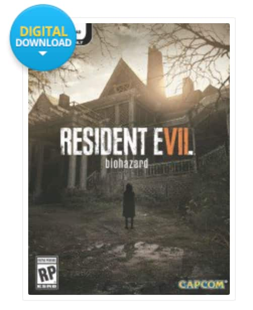 Resident Evil 7: Biohazard (PC Steam Digital Download) $18.69 or Less