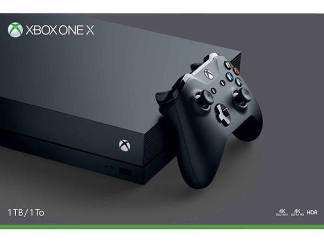 Xbox One X 1TB Console $399.99 (+10% eBay Bucks YMMV)