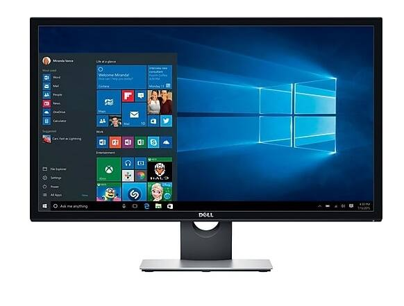 "28"" Dell S2817Q 4K UHD LED Monitor $234.99 + Free Shipping"