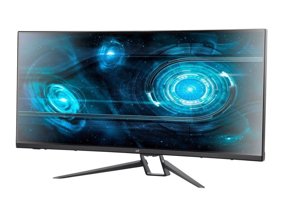 "35"" Monoprice Zero-G Curved Ultrawide 3440x1440 FreeSync Gaming Monitor $382.49 + Free Shipping"