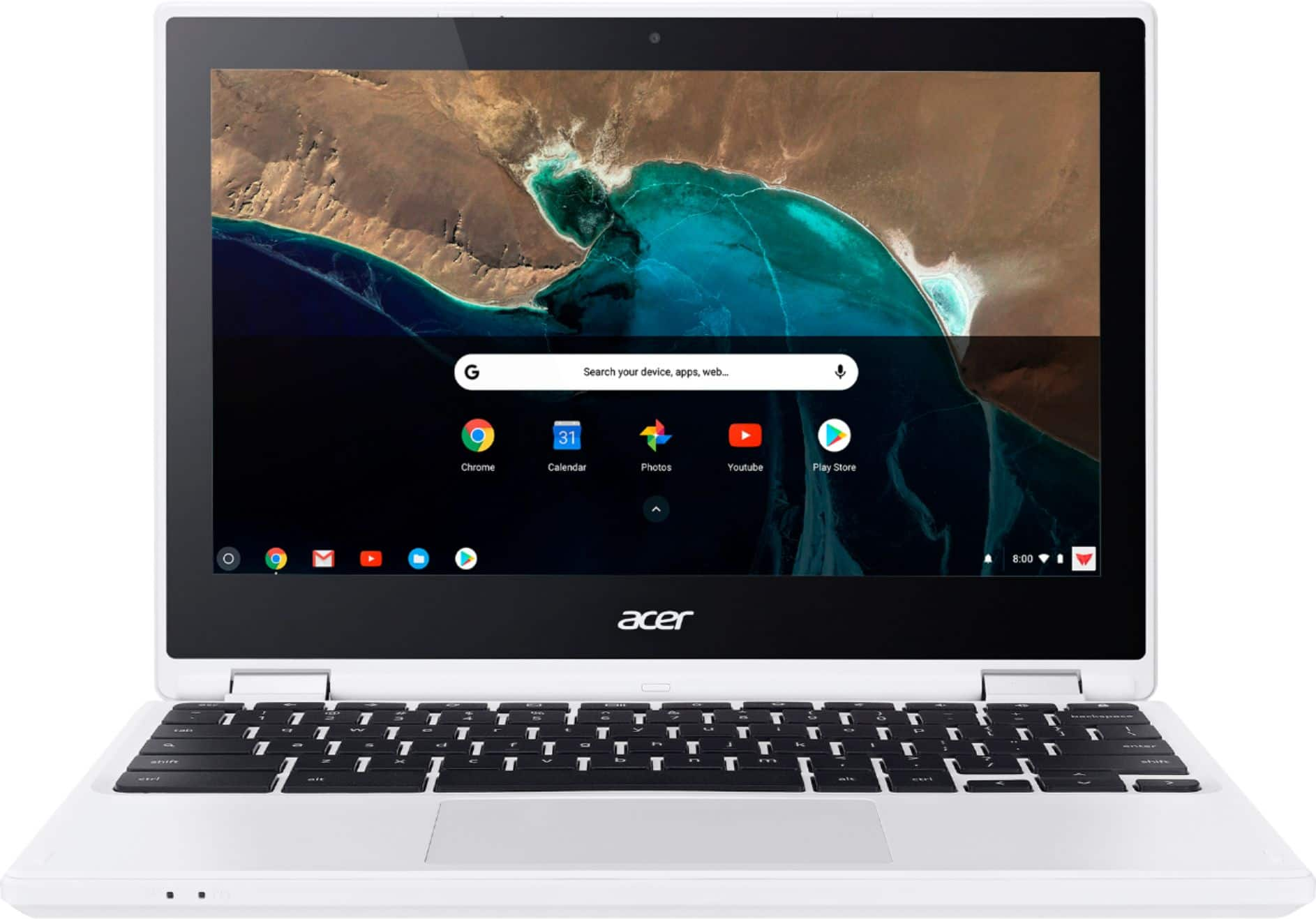 """Acer R 11 11.6"""" 2-In-1 Touchscreen Chromebook: N3060, 4GB DDR3, 16GB eMMC $199 ($169 w/Student Deals) + Free Shipping"""