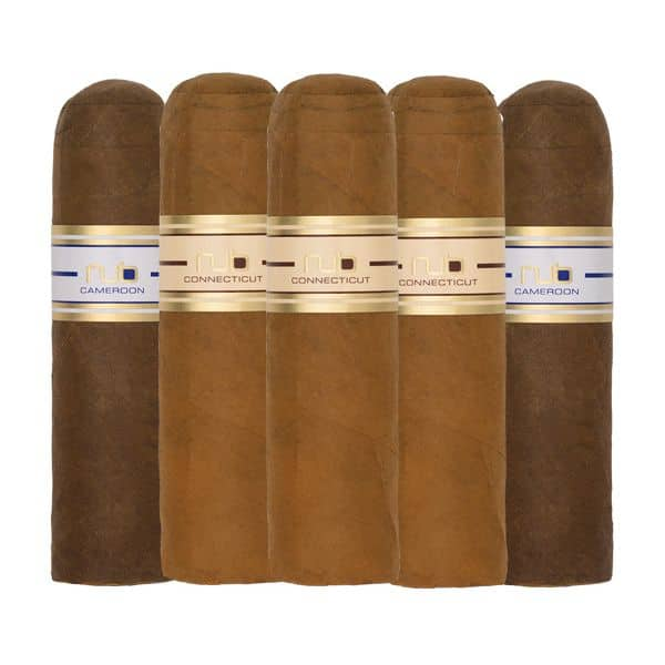 $10 and/or $15 Nub & Solera Sampler Packs from Fox Cigar - Free Shipping 10-11-17