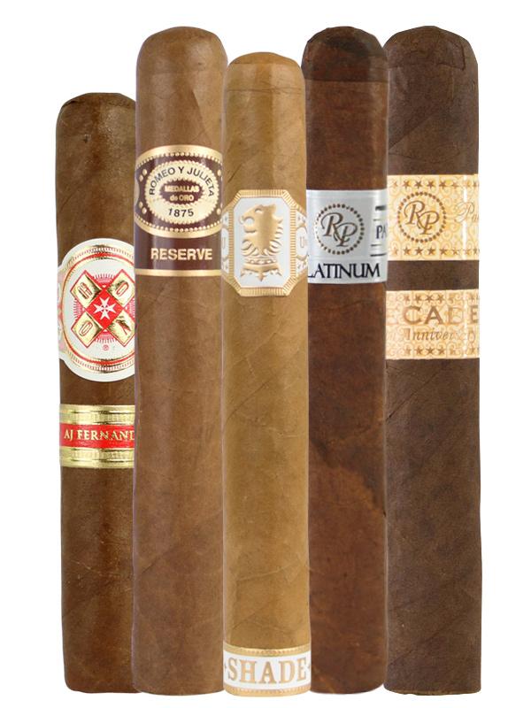 Fox Cigar Sampler Deals - Mixed 5 pack - Opus X 5 pack YMMV