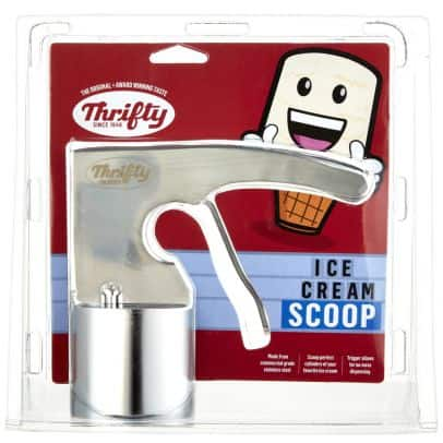 Thrifty Ice Cream Scoop at Rite Aid stores and Riteaid.com