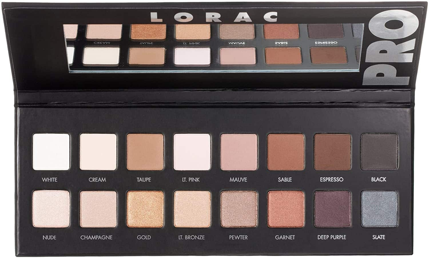 LORAC Pro Palette Eyeshadow Kit $23.40 @ Amazon Lowest Ever Per CCC