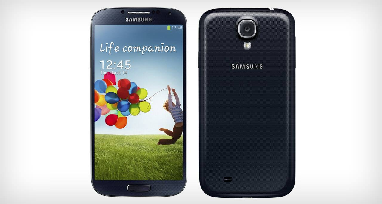 T-Mobile Refurbished Samsung S4 (WHITE/BLACK) $287 plus taxes (My.T-mobile.com only)