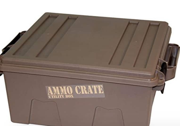 Wal-Mart - MTM ACR8-72 Ammo Crate Utility Box $12.17 in-store pickup